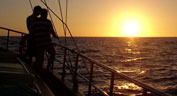 Aphrodite sailing boat Sunset Cruise