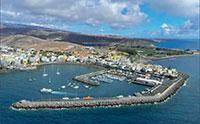 harbour arguineguin Lanzarote