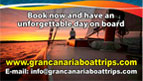 Find Lanzarote boat trips in your Hotel